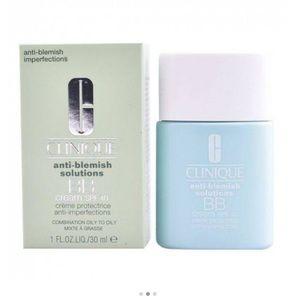 Clinique acne solution BB cream Light NWT 1 FL OZ